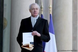 photo : présidence de la République