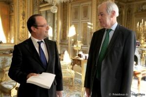 photo: présidence de la République
