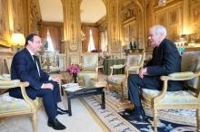 photographie: présidence de la République. 2014