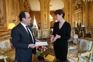 photographie : présidence de la République. 2015